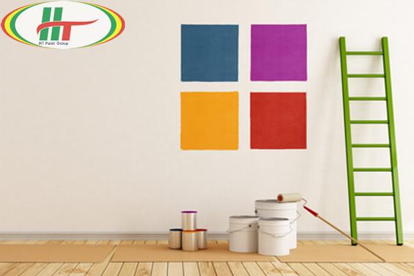 Làm thế nào để sơn tường nhà chất lượng bền đẹp như mới?