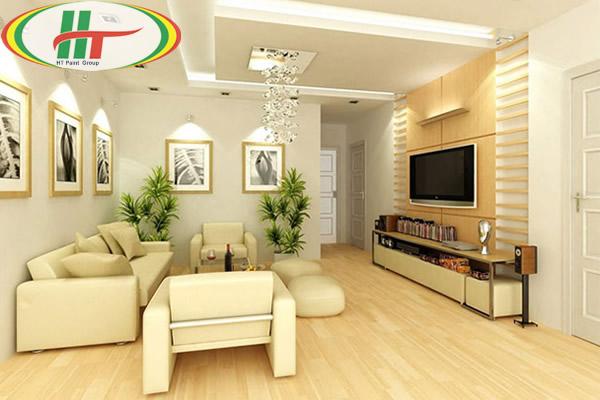 Một vài gợi ý chọn màu sơn phù hợp với không gian sống