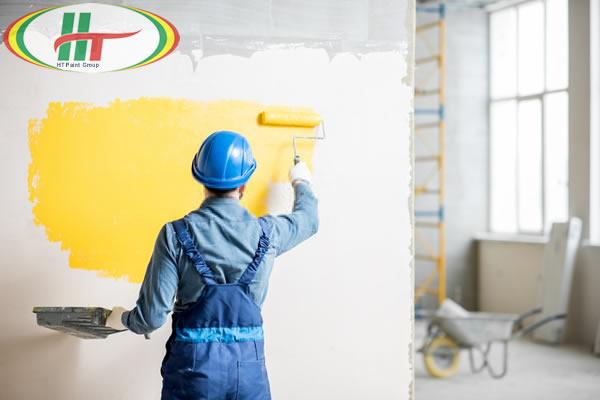 Bí quyết sơn tường nhà để chào đón Tết trọn vẹn niềm vui
