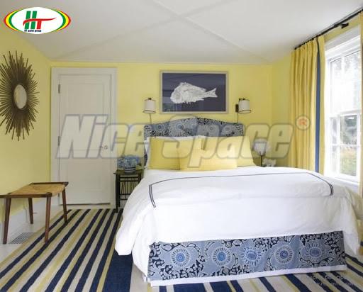 Màu sơn phòng ngủ cho tuổi canh ngọ 1990