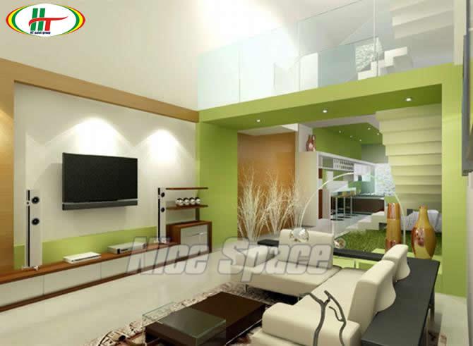 Ý nghĩa của màu sắc trong việc thiết kế phòng khách sang trọng