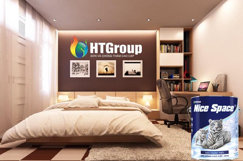 Mệnh thổ phòng ngủ nên sơn màu gì?
