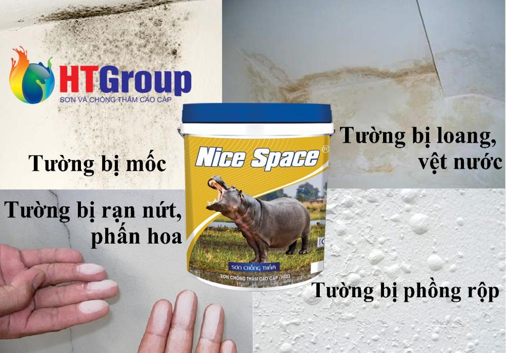 Nhận biết tường cần chống thấm và phương pháp chống thấm hiệu quả