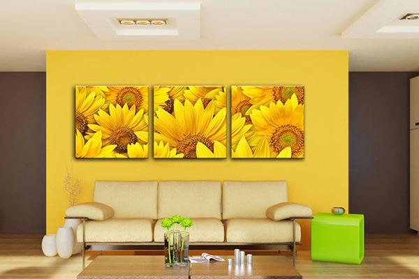 Cách sử dụng màu ánh kim cho không gian nhà