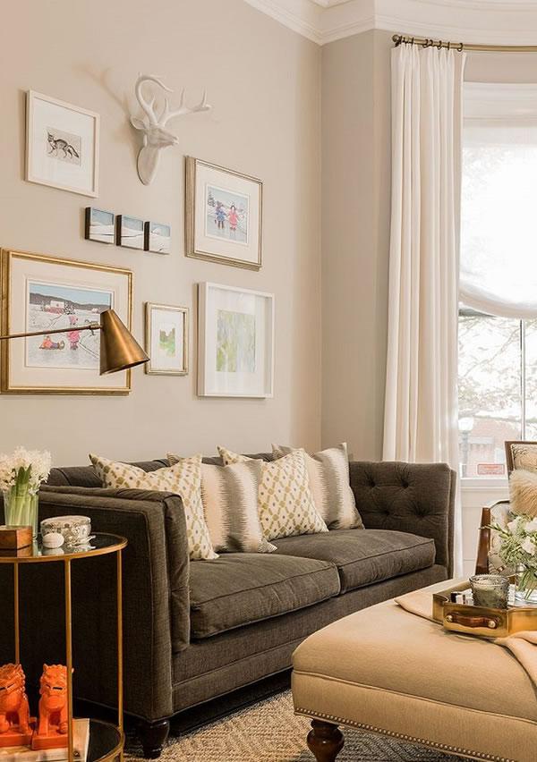 Năm 2019 màu sơn nội thất nào sẽ được lựa chọn nhiều nhất?
