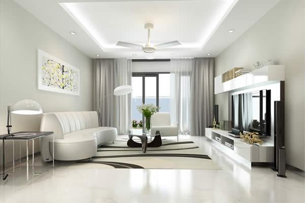Chia sẻ các phong cách trang trí phòng khách để trở nên nổi bật ấn tượng dịp Tết