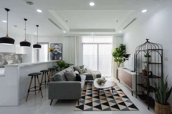 Không gian nhà đẹp ấn tượng với bí quyết thiết kế không thể bỏ qua