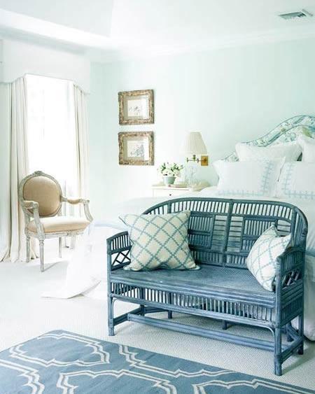 Gợi ý chọn màu sơn nội thất và phối màu ấn tượng cho không gian phòng ngủ