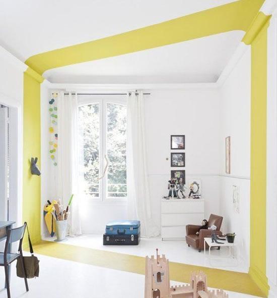 Gợi ý sơn tường nhà đẹp theo xu hướng mới độc đáo ấn tượng