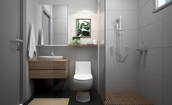 Ý tưởng dùng màu trắng, đen trong trang trí nội thất cho căn hộ nhỏ