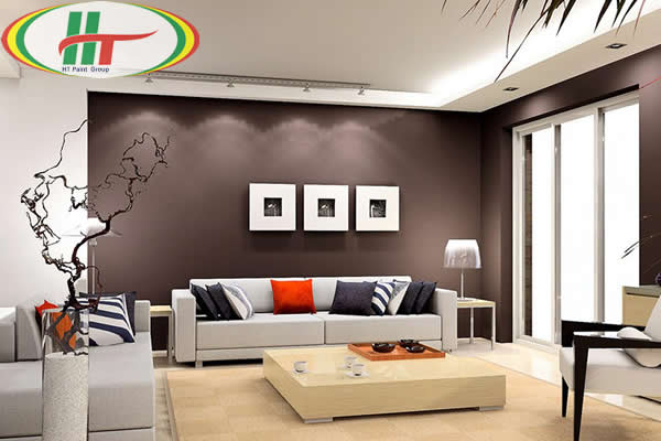 Gợi ý sử dụng màu nâu trong trang trí nội thất cho căn phòng thêm sang trọng
