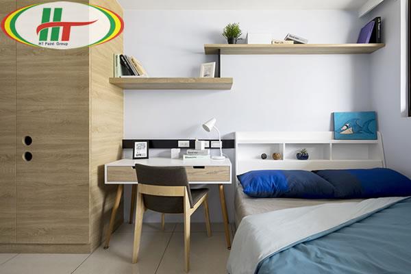 Thiết kế nội thất nhà đơn giản, gọn gàng hút ánh nhìn