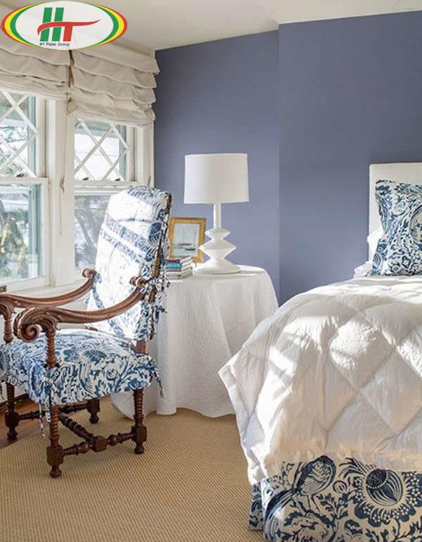 7 màu sơn nội thất vừa mang đến sự mới lạ vừa gần gũi ấm cúng