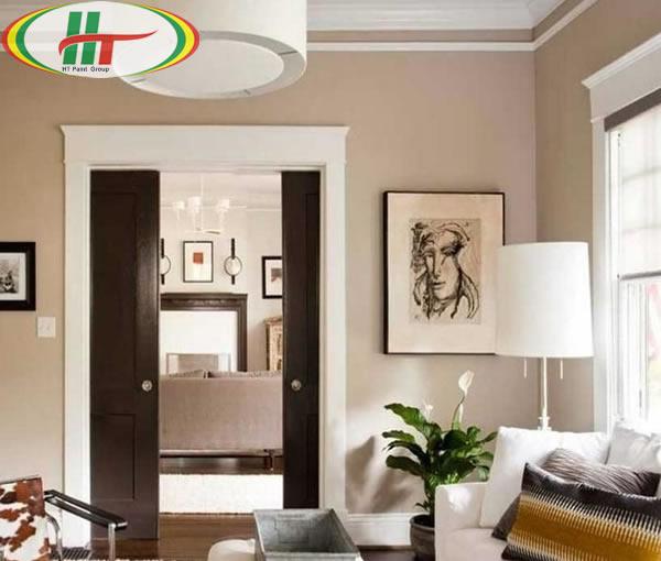 Gợi ý sơn nhà với những màu sơn nội thất tô điểm cho căn phòng