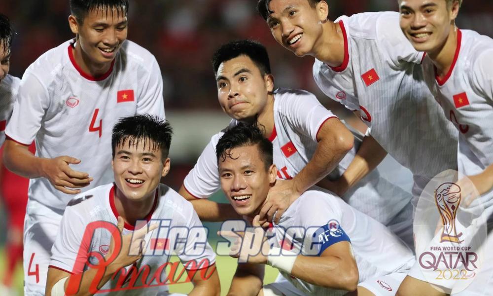 Hình ảnh đẹp trận Indonesia - Việt Nam Vòng Loại Thứ Hai World Cup 2022