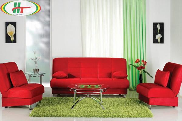 Bí quyết chọn màu sơn nội thất đem lại không gian ấn tượng cá tính