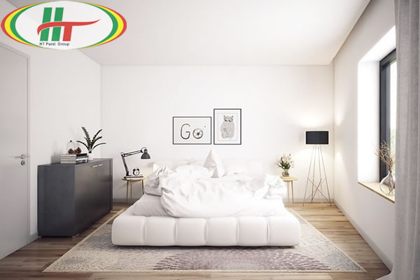 8 màu sơn trang trí làm nên phòng ngủ đẹp ấn tượng năm 2020