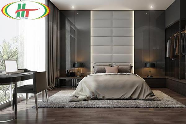 Gợi ý màu sơn nội thất hợp xu hướng hiện đại cho phòng ngủ