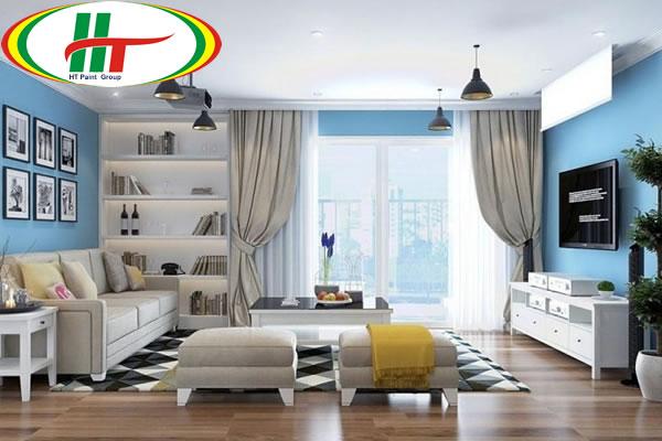 Khi chọn màu sơn nội thất cho nhà ở cần quan tâm điều gì?
