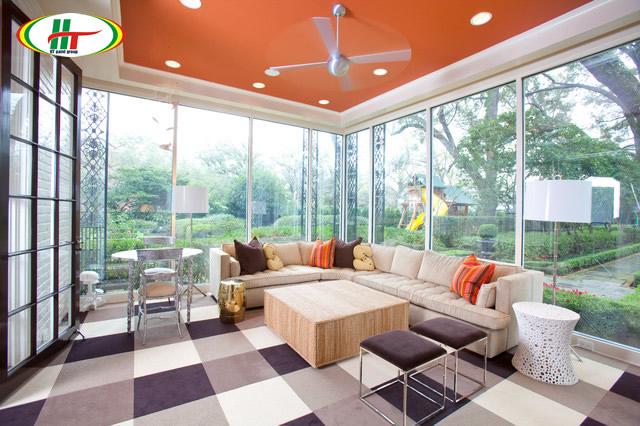 Những chú ý khi chọn sơn trần nhà nâng cao thẩm mỹ ngôi nhà