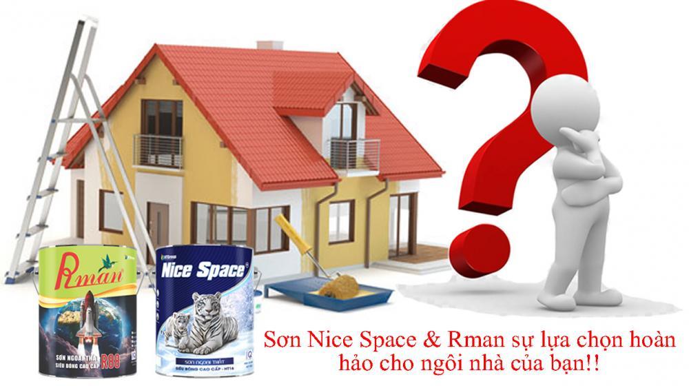 Chọn màu sơn phù hợp theo đặc tính, thiết kế của ngôi nhà