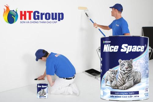Có nên dùng sơn lót kháng kiềm khi sơn nhà