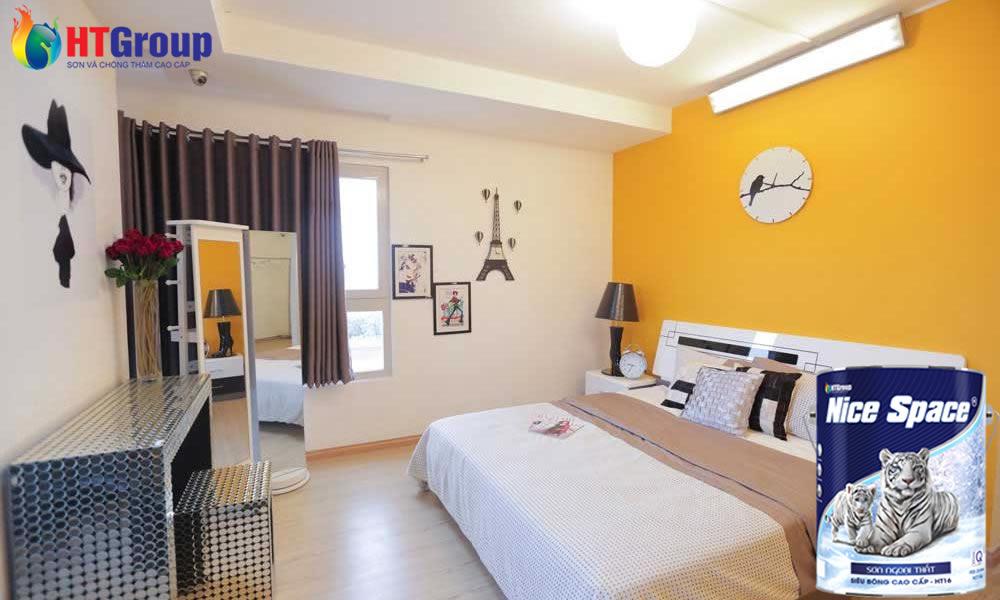 Phòng ngủ mệnh kim nên chọn màu nào?