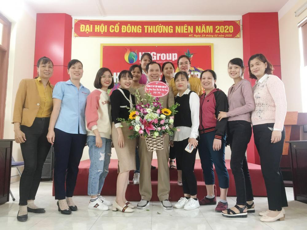 HTGroup sơn Nice Space & Rman Chúc các chị em phụ nữ nhân ngày 20-10
