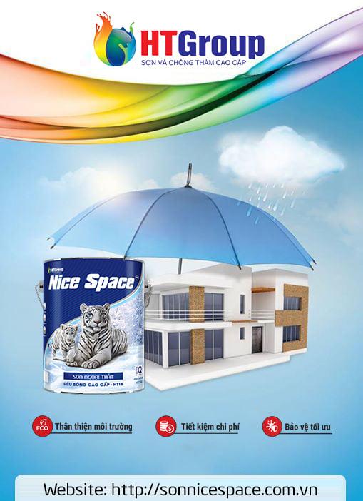 Thi công sơn trời mưa cần làm gì?