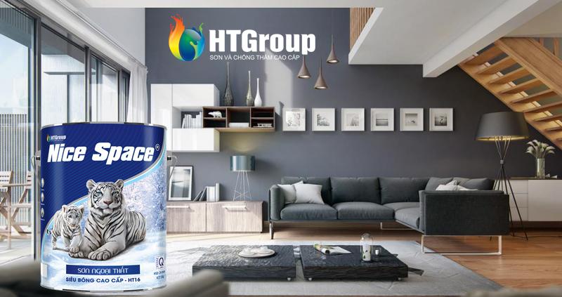 Chọn màu sơn tường đẹp giúp không gian nhà rộng hơn
